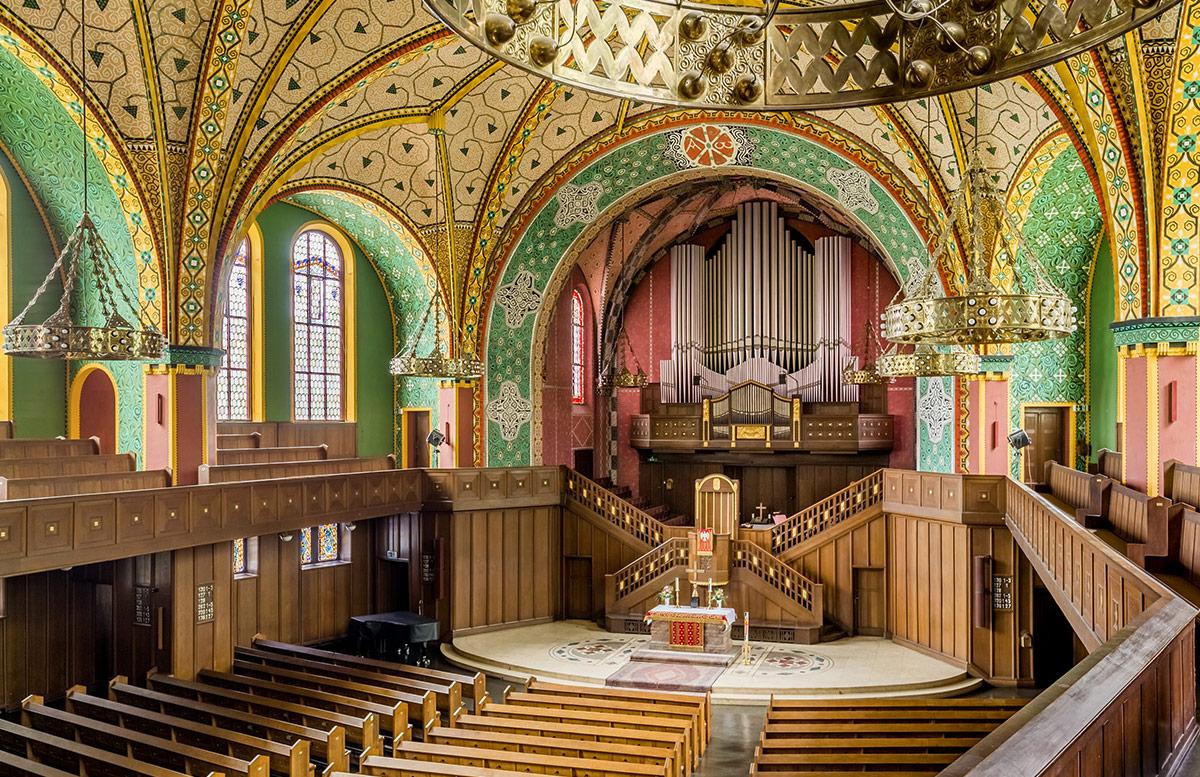 Lutherkirche Wiesbaden